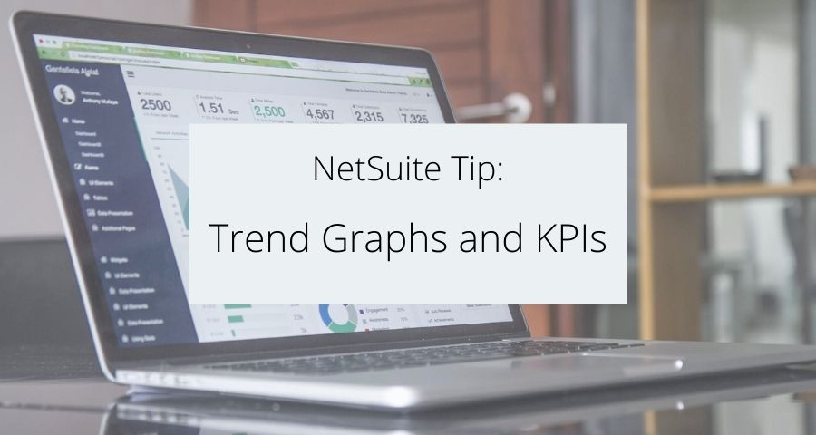 Trend Graphs and KPIs