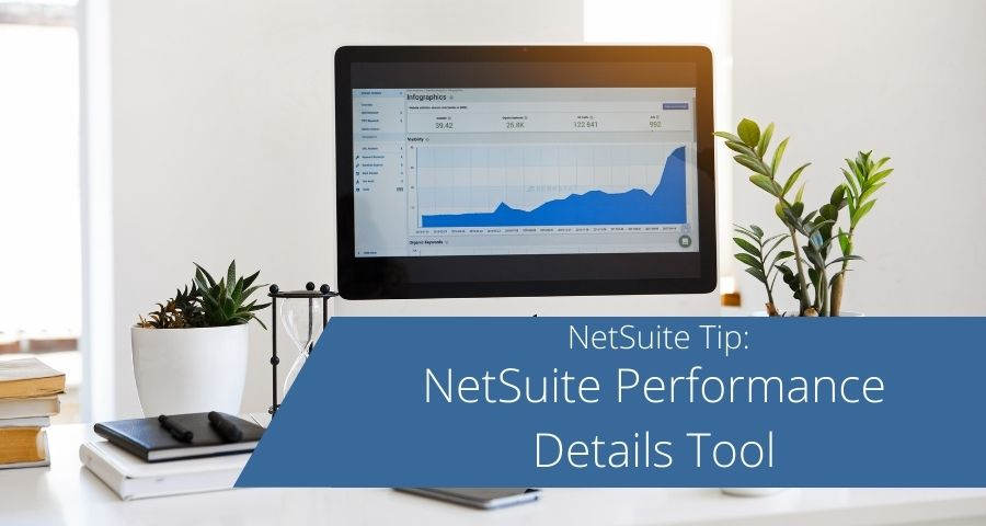 NetSuite Performance Details Tool
