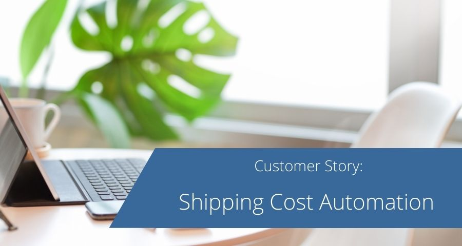 Shipping Cost Automation