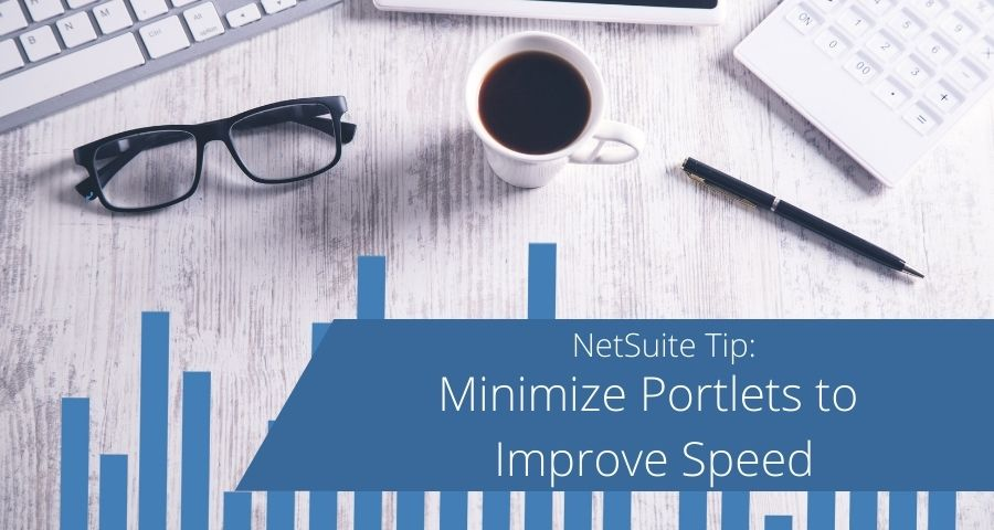 Minimize Portlets to Improve Speed